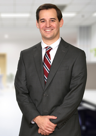 Bryce Addison, defense lawyer