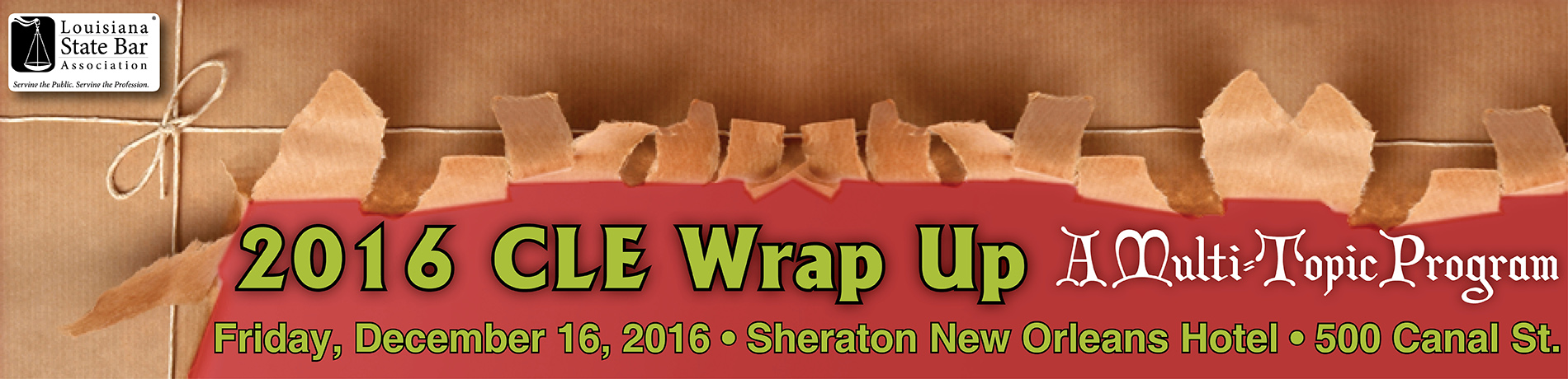 LSBA CLE Wrap Up